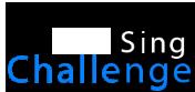 Sing Challenge Logo
